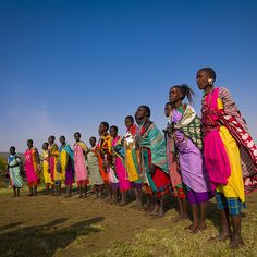 Current project:  developing an alternative female genital mutilation (FGM) ceremony to be done with the Maasai in Kenya