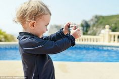 The rise in toddler selfies: a natural fascination or a dangerous ...