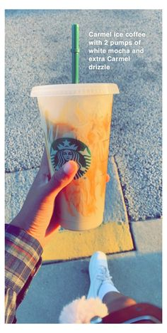 Starbucks Hacks, Healthy Starbucks Drinks, Starbucks Secret Menu Drinks, Starbucks Coffee, Yummy Drinks, Healthy Drinks, Find Starbucks, Starbucks Order, Starbucks Flavors