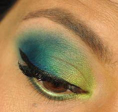 Urban Decay UD Jean-Michel Basquiat Tenant Eyeshadow Palette Makeup Inspiration