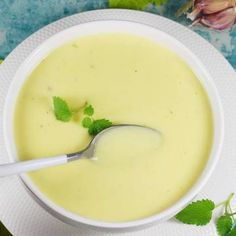 Zupa czosnkowa | AniaGotuje.pl Garlic Soup, Pasta Soup, Pizza Party, I Want To Eat, Soup Recipes, Food And Drink, Tasty, Favorite Recipes, Dinner