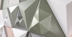 Tre Concrete Wall Tile