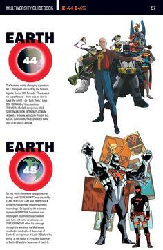 MULTIVERSOS DC COMICS - Pesquisa Google