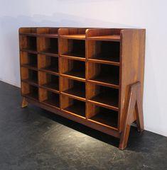 Pierre Jeanneret, meuble de rangement