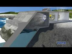 This clean energy technology is proven, efficient, reliable, predictable and inexpensive. So why are we not building them all of the planet?  - Wells Generator Wave Energy Converter