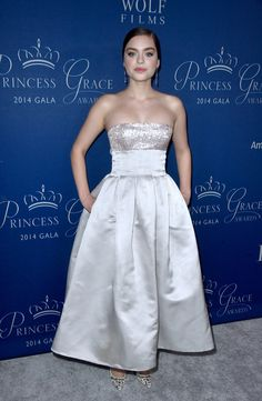 Odeya Rush in Christian Dior