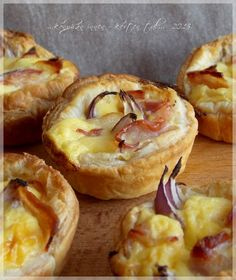 Fancy Appetizers, Appetizer Recipes, Pizza Snacks, Hungarian Recipes, Quick Meals, Food Inspiration, Holiday Recipes, Food To Make, Good Food