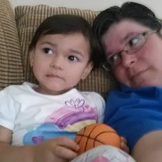 Kaylie and Aunt Tammy
