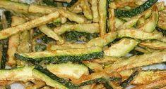 zucchine fritte alla romana