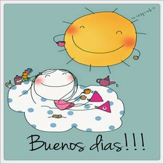 Buenos días Mundo!!! A disfrutar del día como si fuera el último! Desde tutemimas.com os deseamos que paséis un #lunes estupendo !! Para los que estéis en la playita, en la pisci, en el curro, en casita...#FelizLunes!
