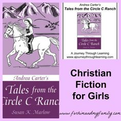 Christian Fiction for Girls {TOS Crew Review}  Here is a great read for this summer!  Your daughter will love it and really so will your boys!  It's a great piece of historical fiction from 1880's California!  #hsreviews