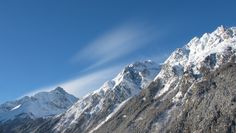 Fantastic day in Oetztal valley. Austria, Mount Everest, Mountains, Day, Nature, Travel, Voyage, Trips, Viajes