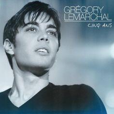 Cinq Ans Grégory Lemarchal | CD NEUF