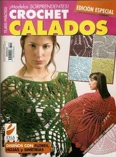 Linda Revista con trabajos bellísimos que te inspiran.
