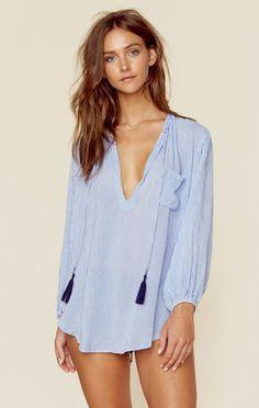 841afcc469d2 Faithfull the brand alice shirt Fashion Now, Denim Fashion, Daily Fashion,  Fasion,