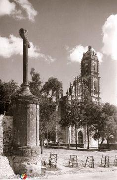 Fotos de Tepotzotlán, México, México: Ex convento de Tepotzotlán