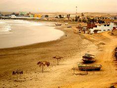 Playa puerto malabrigo
