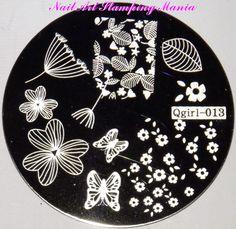 Nail Art Stamping Mania: Hehe And Qgirl Plates Review http://nailartstampingmania.blogspot.it/2014/12/hehe-and-qgirl-plates-review.html