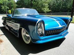 1956 Ford Thunderbird super custom