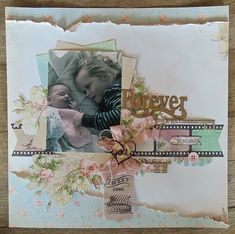 BoBunny: 1 Layout 3 Ways With Soiree by Megan Gourlay. #Bobunny @weemegs