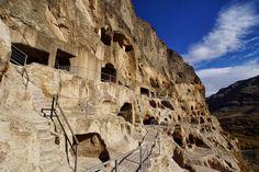 vardzia cave monastery , georgia