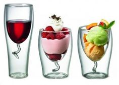 I want these wine glasses!