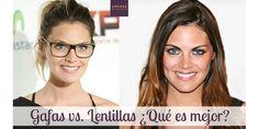 La batalla entre gafas y lentillas parece ser interminable. Hoy te preguntamos, a tí ¿Qué te gusta más? http://opticaarense.com #gafasdesol   #gafasgraduadas   #rayban  #estilo #belleza #tendencias2015 #monturas #lentillas