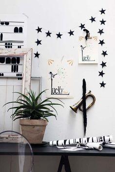 Rie Elise Larsen - autumn/winter 2014 #design #home #decor