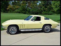1965 Chevrolet Corvette Coupe  350 CI, 4-Speed