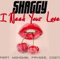 "RADIO   CORAZÓN  MUSICAL  TV: SHAGGY PRESENTA NUEVO SG ""I NEED YOUR LOVE"", FEAT ..."