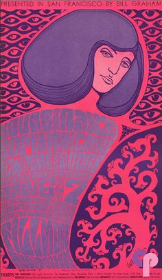 wes wilson, 1967