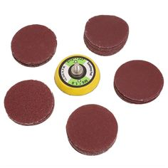 Tools Clever 1pc 3 4 5 6 7 Polishing Self-adhesive Disc Polishing Sandpaper Sheet Adhesive Disc Chuck Angle Grinder Sticky Plate For Car