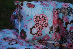 Dainty Blooms Shopping Cart cover