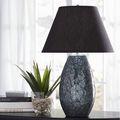 'Mosaic II' Midnight Table Lamp