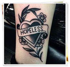 Tatuagens Romanticas