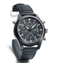 Discover a large selection of IWC Pilot Chronograph Top Gun watches on - the worldwide marketplace for luxury watches. Compare all IWC Pilot Chronograph Top Gun watches ✓ Buy safely & securely ✓ Top Gun, Cool Watches, Watches For Men, Breitling Watches, Beautiful Watches, Men's Accessories, Luxury Watches, Omega Watch, Rolex