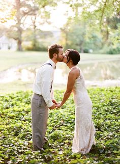 country outdoor wedding ideas - Google Search