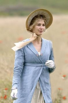 Rosamund Pike (Jane Bennet) - Pride and Prejudice (2005) directed by Joe Wright #janeausten