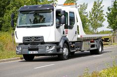 Renault Trucks - effizient, robust und umweltfreundlich.