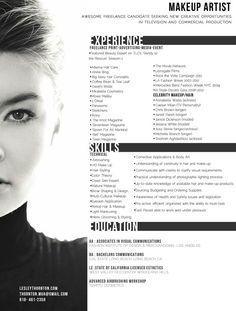 01dae29eed42 21 Best makeup artist website images