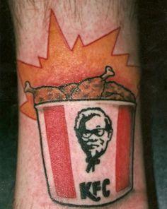 featured image for tasty food tattoos | food tattoo ideas ... - Tattoos Für Köche