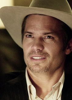 TIMOTHY OLYPHANT: Those hypnotic eyes are able to lure, the thirst for him is strong for sure. He has the unusual power to attract, he's so damn sexy, that's a fact. With magnetism so pure and free, he brings out the wild animal in me. #TimothyOlyphant #Justified #RaylanGivens
