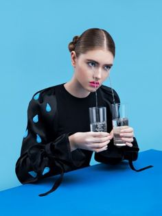 Marianna Senchina Ukrainian Designer and photographer AntonxMishka 2015
