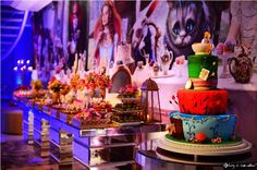 Festa Alice Wonderland