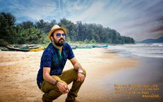Be busy Loving your #Life that you have no time for hate , regret or fear 😎🤘 #apnasrb #MondayMotivation #beachbeauty #naturelovers #karwar #Karnataka #lifequotes #lifestyle #model #beach #nature #beauty  #photography #photoshoot