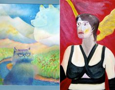 Artists who've overused their creative licenses may find their work immortalized at The Museum of Bad Art.