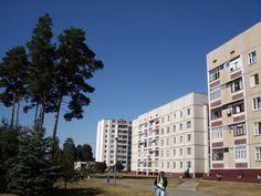 Slavutych: where Chernobyl's staff live today