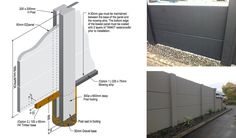 Company: Specialized Perimeter fencing can have a number of different functions, from simply being a boundary marker to providing a very high level of security. EZfenz is a lightweight Autoclaved A...