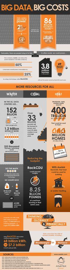 Big Data, Big Cost.