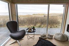 Unser Ferienhaus in Nordjütland mit fantastischen Meeresblick. Nur 20 Meter vom Strand entfernt.